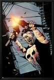 The Punisher No7 Cover: Punisher
