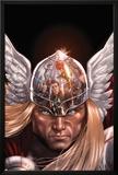 X-Factor No212 Cover: Thor Posing