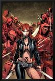 Deadpool No50: Typhoid Mary with a Sword