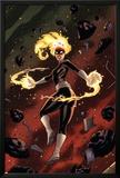 Captain Marvel 15 Cover: Captain Marvel