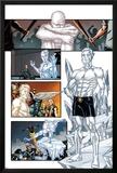 Origins of Marvel Comics: X-Men No1: Iceman Standing