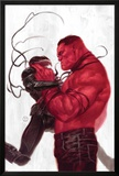 Thunderbolts 2 Cover: Red Hulk  Venom
