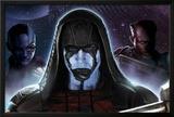 Guardians of the Galaxy - Ronan the Accuser  Nebula  Korath the Pursuer