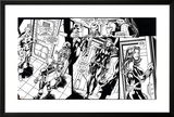 Avengers Assemble Inks Featuring Captain America  Iron Man  Hawkeye  Black Widow