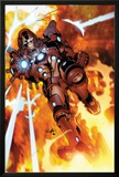 Invincible Iron Man 523 Cover Featuring Iron Man