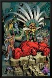 Hulk 56 Cover Featuring Red Hulk