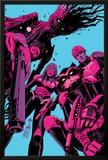 Guardians of the Galaxy 8 Cover: Groot  Drax  Gamora  Rocket Raccoon  Star-Lord