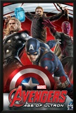 The Avengers: Age of Ultron - Captain America  Thor  Hawkeye and Vision