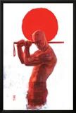Daredevil: End of Days 8 Cover: Daredevil