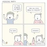 Medicine Party