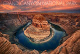 Grand Canyon National Park - Horseshoe Bend