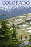 Colordao - Trail Ridge Road