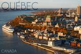 Quebec  Canada - Aerial