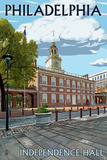 Philadelphia  PA - Independence Hall