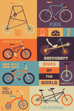 Bicycle of the World
