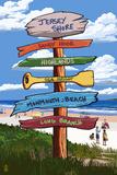 Jersey Shore - Signpost Destinations