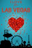 I Love You Las Vegas  Nevada