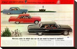 1962 Mercury-Travel in Comfort