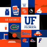 Florida Gators Collage