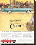 1961Mercury-Comet Big Car Ride