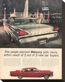 1959 People-Planned Mercury