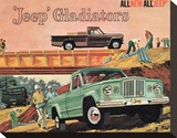1963 Jeep Gladiators - All New
