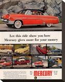 1953 Mercury-For Your Money