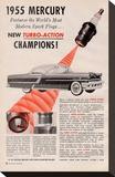 1955 Mercury New Turbo-Action