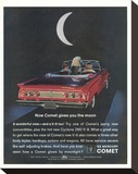 1963 Mercury Comet Moonlight