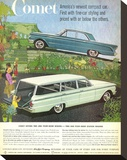 1960 Mercury-Comet Compact Car