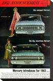 1962 Mercury Comet or Monterey