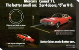 1971 Mercury - Better Cars