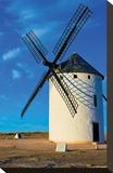 Castilla La Mancha Windmill