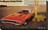 1971 Chrysler Plymouth 383