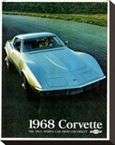 1968 Corvette True Sports Car