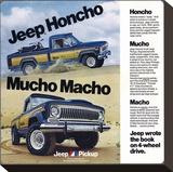 1976 Jeep Honcho - Mucho Macho