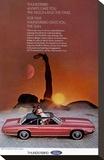 1969 Thunderbird Moon & Stars