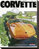 1974 GM Corvette- a Better Way