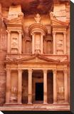 Ancient Al Khazneh Petra Jordan