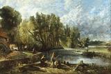 The Young Waltonians - Stratford Mill