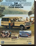 Ford 1979 Captain's Club Wagon