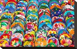 Colorful Mexican Ceramic Bowls