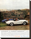 Corvette Excitement Standard