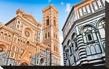 Duomo & Baptistry in Florence