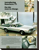 Ford 1977 Ranchero - in Charge