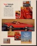 Ford 1962 Galaxie 500/SL