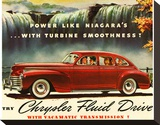 Chrysler Fluid Drive - Niagara