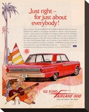 Ford 1962 Fairlane 500 - Beach