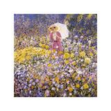 The Flower Garden  1912
