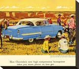 GM Chevrolet High Compression